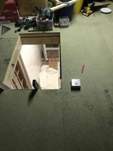 Loft boarding
